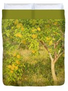 The Lemon Tree Duvet Cover