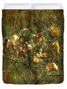 The Light In The Forest Duvet Cover