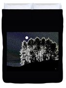 The Light Of The Moon Duvet Cover