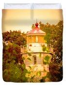 The Light Tower Duvet Cover