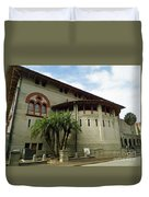 The Lightner Museum Duvet Cover