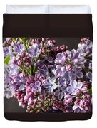 The Lilac  Duvet Cover