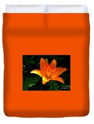 The Lily  Duvet Cover