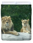 The Lions Duvet Cover
