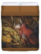 The Little Peoples' Queen Duvet Cover