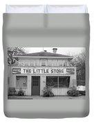 The Little Store Duvet Cover by Lauri Novak