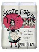 The Little Thumbelina 1891 Duvet Cover