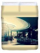 The Lobby Duvet Cover