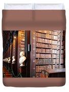 The Long Room Duvet Cover