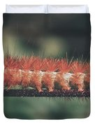 The Long Stride Duvet Cover
