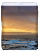The Long View Duvet Cover