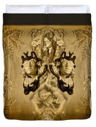 The Lord Of Shadows  Duvet Cover