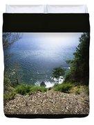 The Lost Coast - Sinkyone Wilderness Duvet Cover
