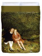 The Lost Path Duvet Cover