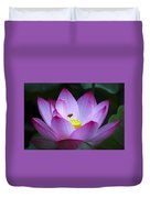 The Lotus Duvet Cover