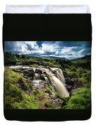 The Loup Of Fintry Duvet Cover