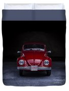 The Love Bug Square Duvet Cover
