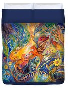 The Love Dance Duvet Cover