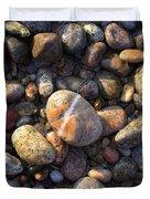 The Lucky Rock Duvet Cover
