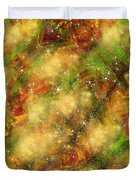 The Madness Of Christmas Duvet Cover