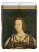 The Magdalen   Duvet Cover