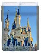 The Magic Castle Duvet Cover
