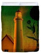The Magic Lighthouse Duvet Cover