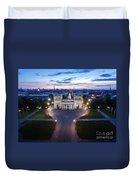 The Majestic Koenigplatz Duvet Cover
