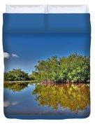 The Mangrove Coast Duvet Cover