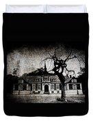 The Mansion Duvet Cover