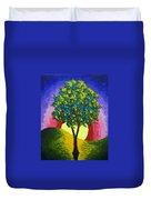 The Maple Tree Duvet Cover