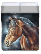 The Mare Duvet Cover