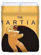 The Martian Duvet Cover