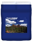 The Masters Canvas Duvet Cover
