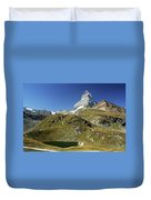 The Matterhorn Duvet Cover