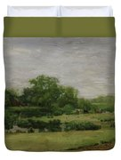 The Meadows Gloucester New Jersey 1883 Duvet Cover