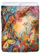 The Melancholy For Chagall Duvet Cover