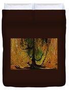 The Melting Tree Duvet Cover
