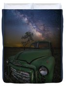 The Memory Remains  Duvet Cover