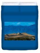The Mesquite Dunes Duvet Cover