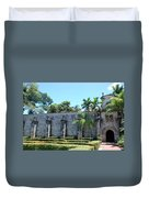 The Miami Monastery Duvet Cover