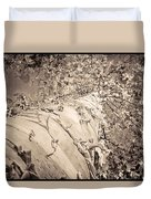The Mighty Birch Tree  Duvet Cover