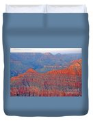 The Mighty Grand Canyon Duvet Cover
