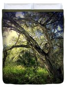 The Mighty Oaks Of Garland Ranch Park 1 Duvet Cover