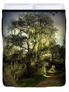 The Mighty Oaks Of Garland Ranch Park 2 Duvet Cover