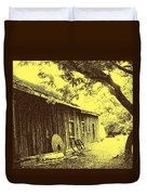 The Millwrights Shed Duvet Cover