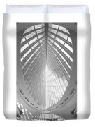 The Milwaukee Art Museum Duvet Cover by Mike McGlothlen