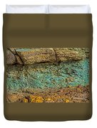 The Minerals Duvet Cover