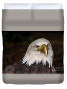 The Mission Comes First Duvet Cover