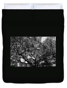 The Monastery Tree Duvet Cover